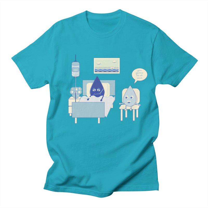 Hospitalized Men's T-Shirt by eligodesign's Artist Shop