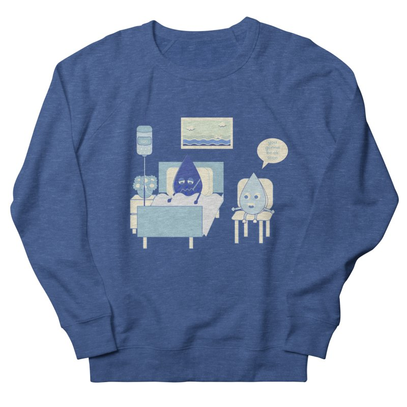 Hospitalized Women's Sweatshirt by eligodesign's Artist Shop