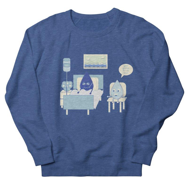 Hospitalized Men's Sweatshirt by eligodesign's Artist Shop