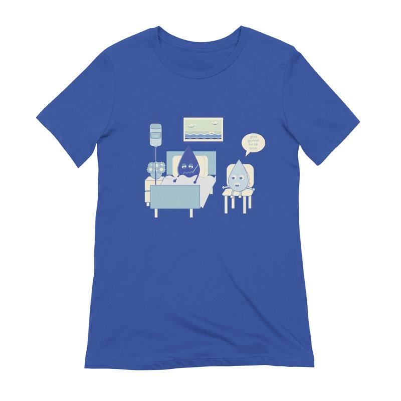 Hospitalized Women's T-Shirt by eligodesign's Artist Shop