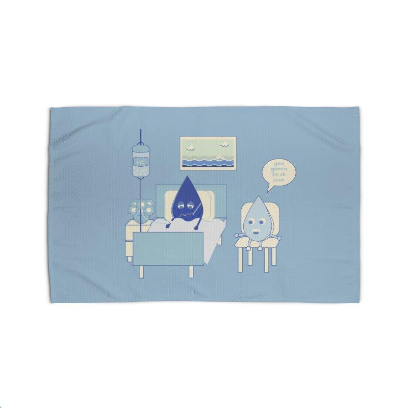 Hospitalized Home Rug by eligodesign's Artist Shop
