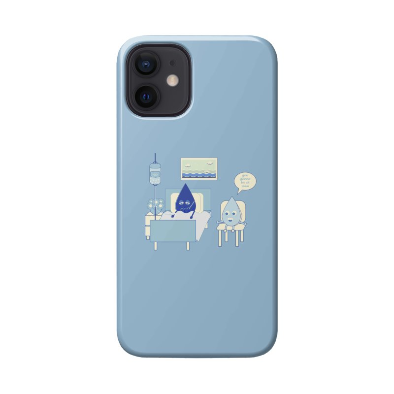 Hospitalized Accessories Phone Case by eligodesign's Artist Shop
