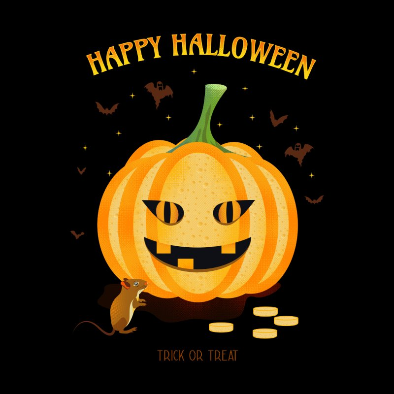 Trick or Treat Men's T-Shirt by eligodesign's Artist Shop