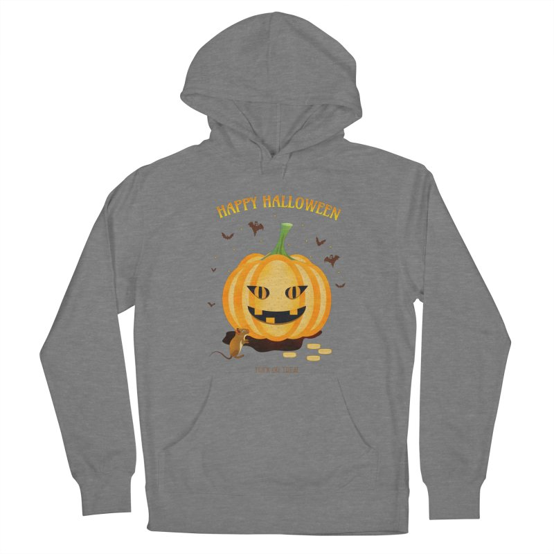 Trick or Treat Women's Pullover Hoody by eligodesign's Artist Shop