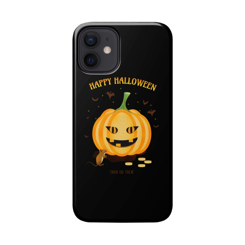 Trick or Treat Accessories Phone Case by eligodesign's Artist Shop