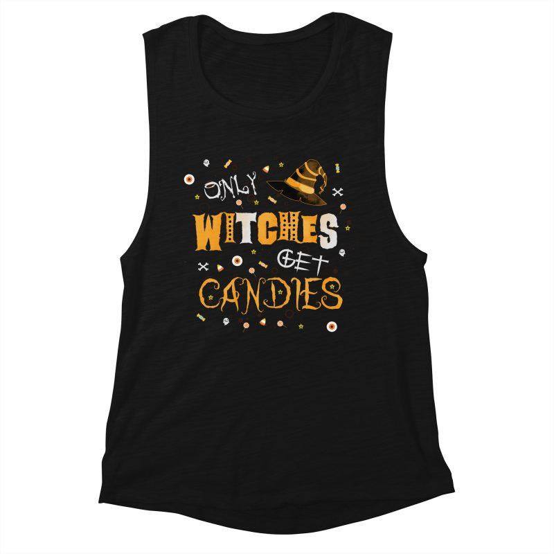Only Witches Women's Tank by eligodesign's Artist Shop