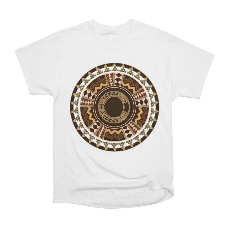 Tribal Dance Mandala Women's T-Shirt by eligodesign's Artist Shop