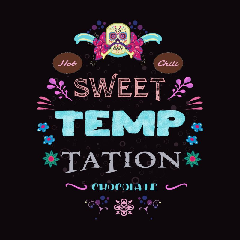 Sweet Temptation Home Fine Art Print by eligodesign's Artist Shop