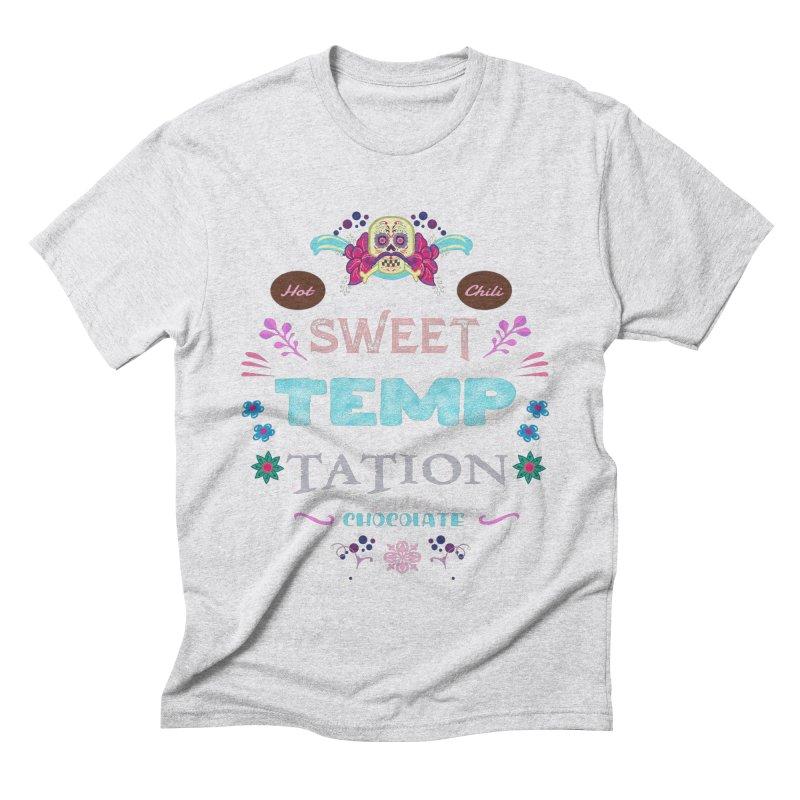 Sweet Temptation Men's T-Shirt by eligodesign's Artist Shop