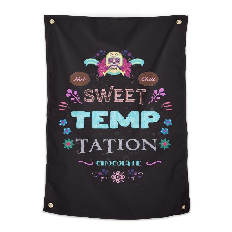 Sweet Temptation Home Tapestry by eligodesign's Artist Shop