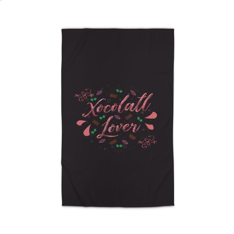 Xocolatl Lover Home Rug by eligodesign's Artist Shop