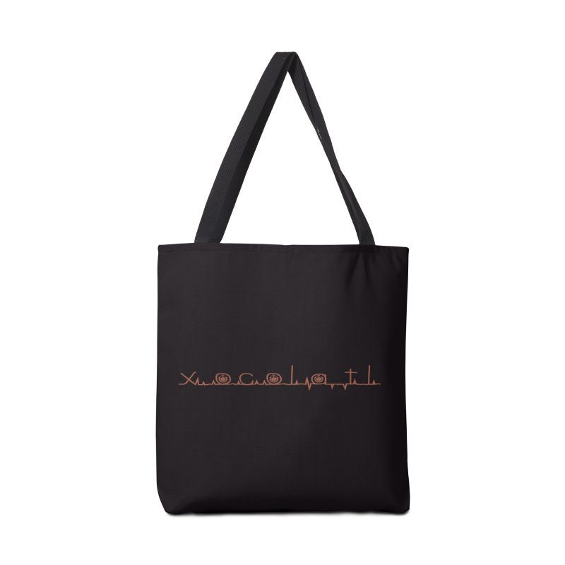 Xocolatl Heartbeat Accessories Bag by eligodesign's Artist Shop