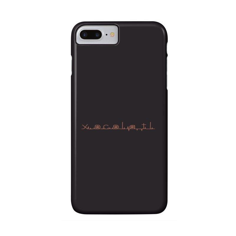 Xocolatl Heartbeat Accessories Phone Case by eligodesign's Artist Shop