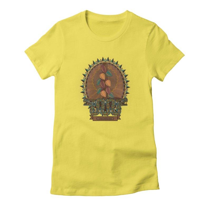 Theobroma Women's T-Shirt by eligodesign's Artist Shop