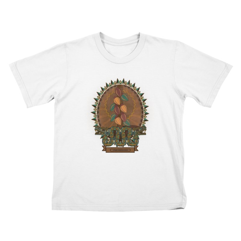 Theobroma Kids T-Shirt by eligodesign's Artist Shop