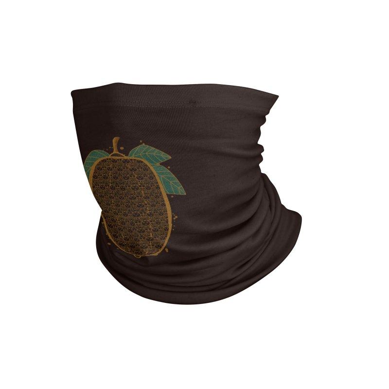 Cocoa Beans Accessories Neck Gaiter by eligodesign's Artist Shop