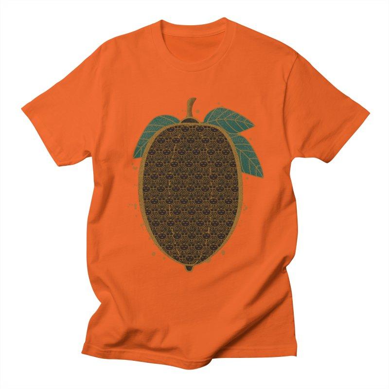 Cocoa Beans Men's T-Shirt by eligodesign's Artist Shop