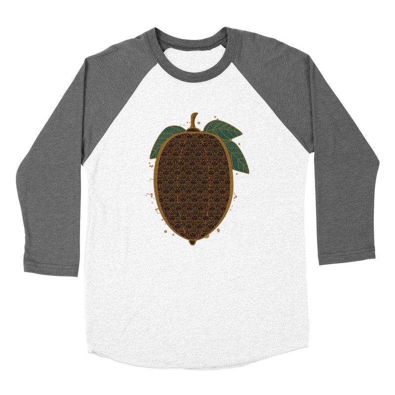 Cocoa Beans Women's Longsleeve T-Shirt by eligodesign's Artist Shop