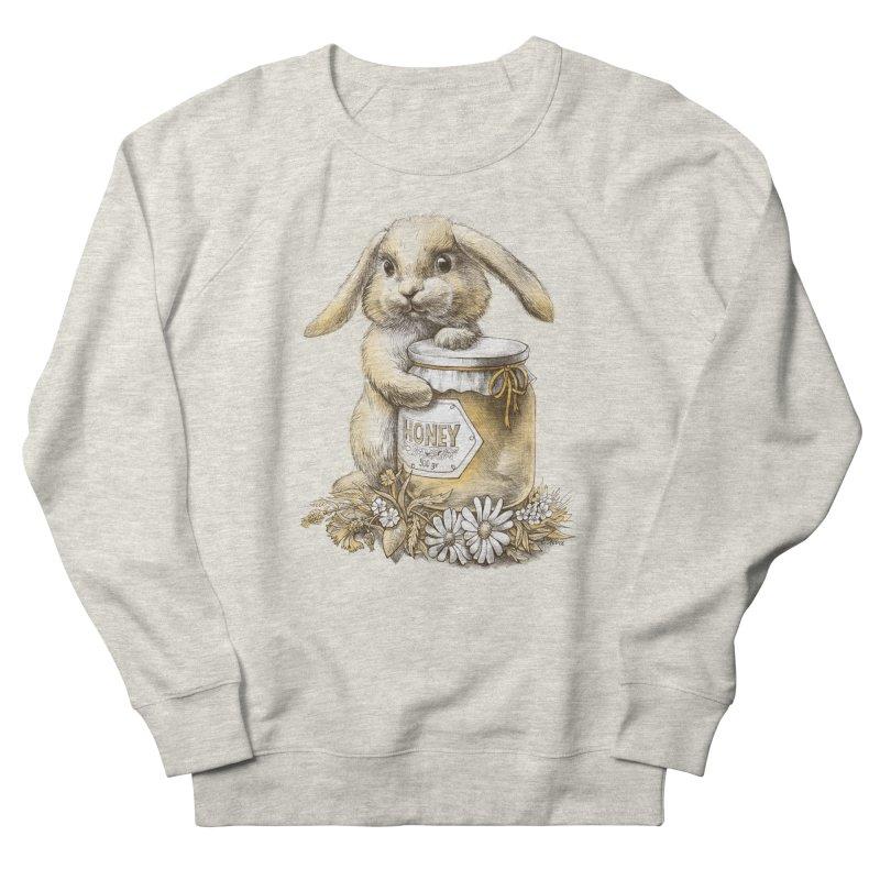 Honey bunny Men's Sweatshirt by elinakious's Artist Shop