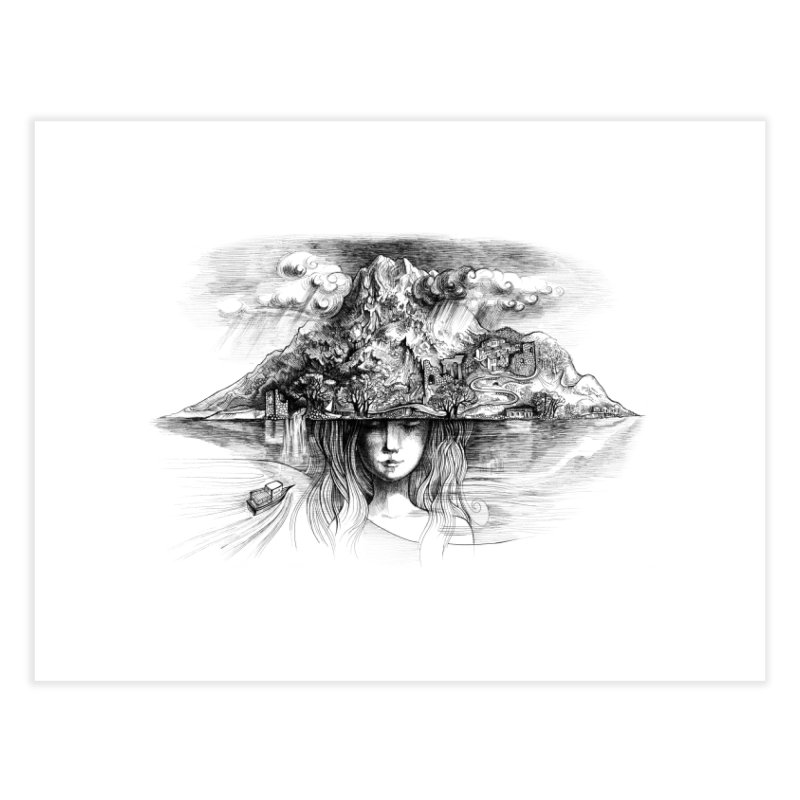 Samothrace the island of dreams   by elinakious's Artist Shop