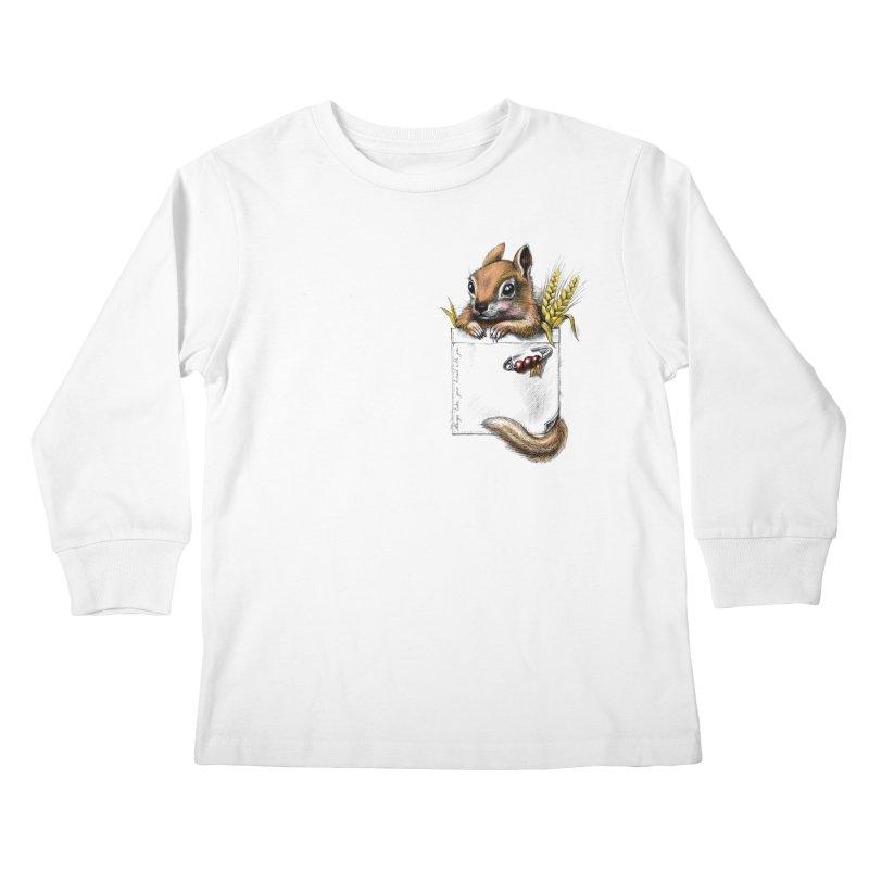 Pocket chipmunk   by elinakious's Artist Shop
