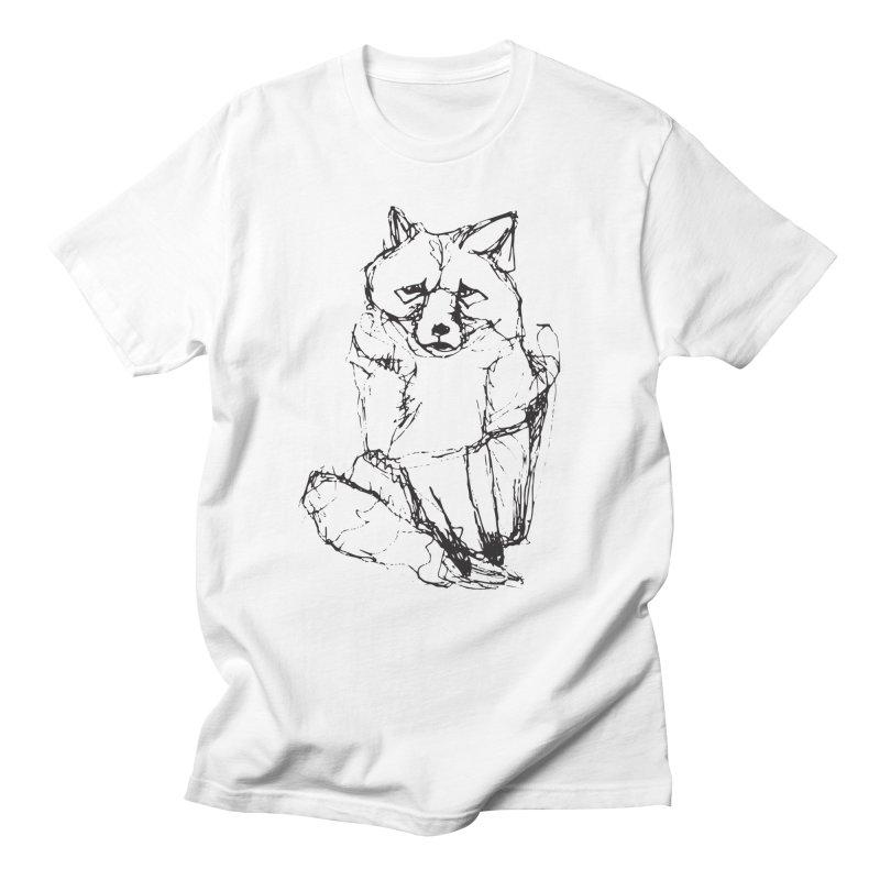 Fox tails Men's T-Shirt by eliseanna's Artist Shop