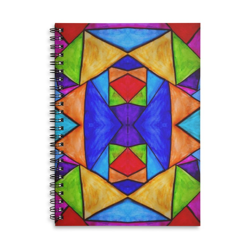 Stained Glass Accessories Notebook by Eli Trier Artist's Shop