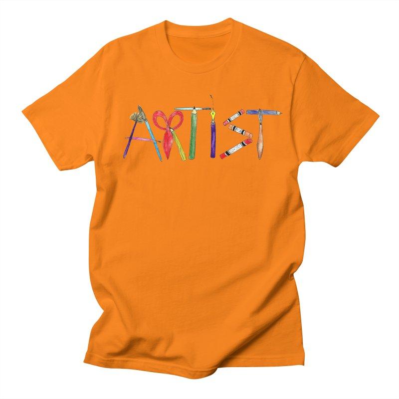 Artist  Women's Unisex T-Shirt by Eli Trier Artist's Shop