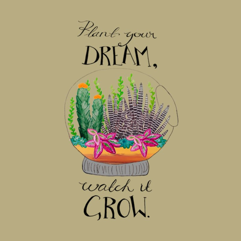 Plant Your Dream Men's T-shirt by Eli Trier Artist's Shop