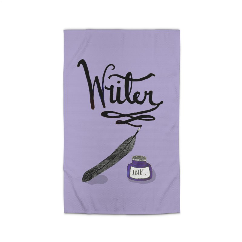 Writer Home Rug by Eli Trier Artist's Shop