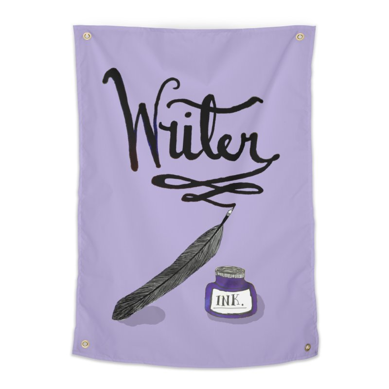 Writer Home Tapestry by Eli Trier Artist's Shop