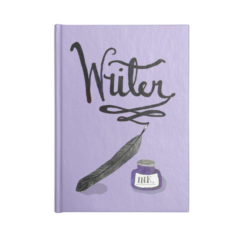 Writer Accessories Notebook by Eli Trier Artist's Shop