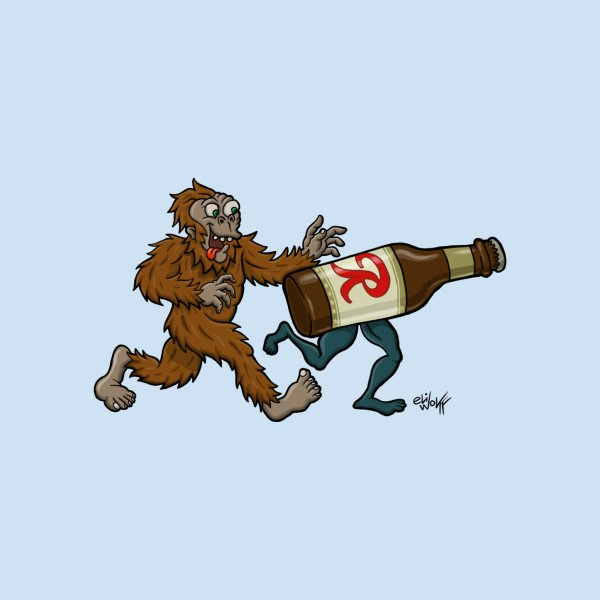 image for bigfoot beer chase