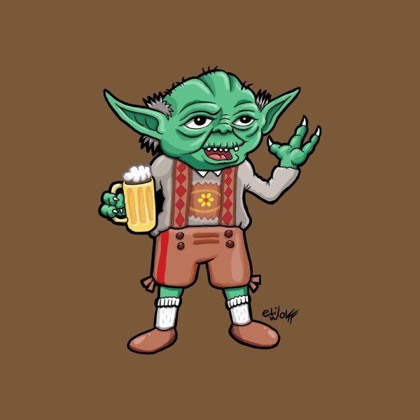 image for Yodeling Yoda