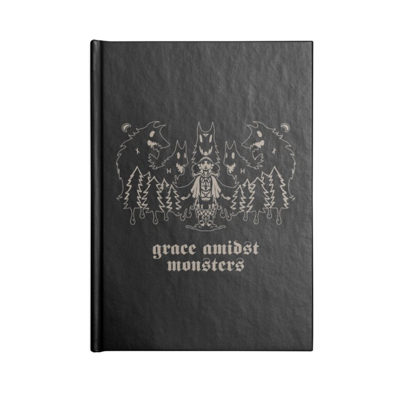 [GRACE AMIDST MONSTERS] Accessories Notebook by e l i z a