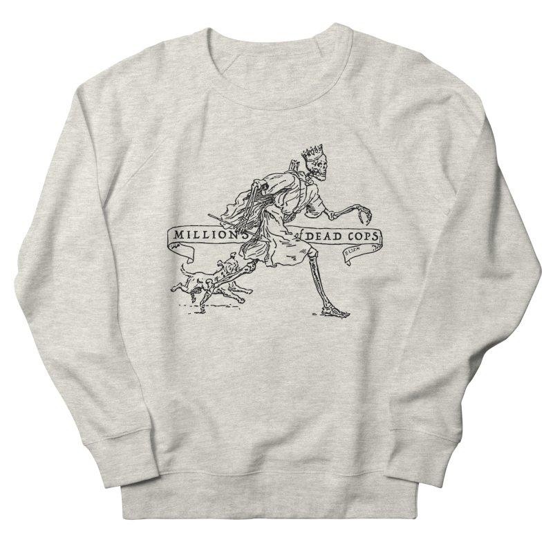 MILLIONS OF DEAD COPS Men's Sweatshirt by e l i z a