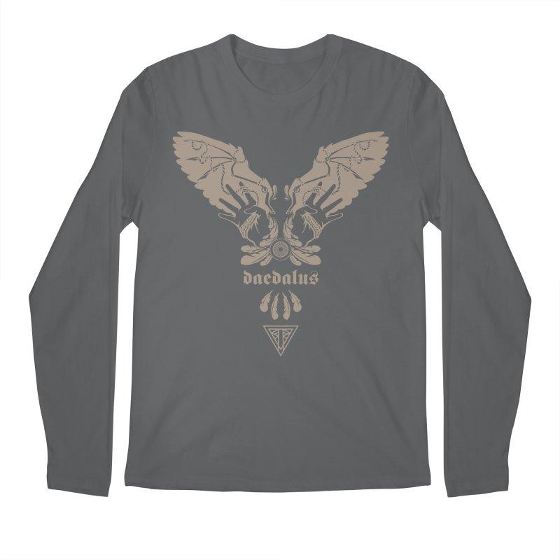 [DAEDALUS] Men's Longsleeve T-Shirt by e l i z a