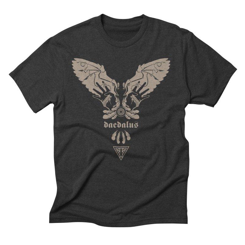 [DAEDALUS] Men's Triblend T-shirt by e l i z a
