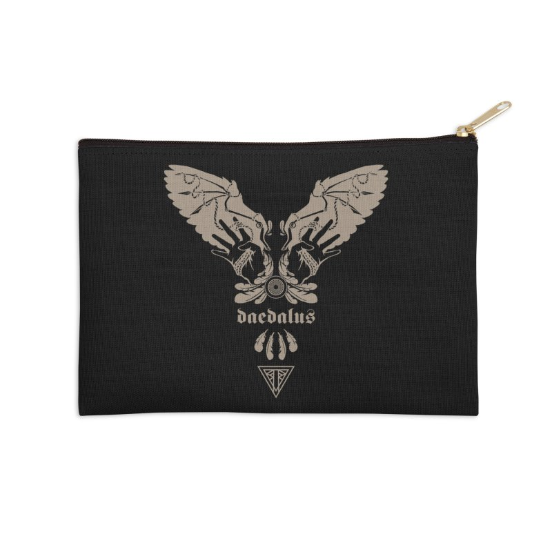 [DAEDALUS] Accessories Zip Pouch by e l i z a