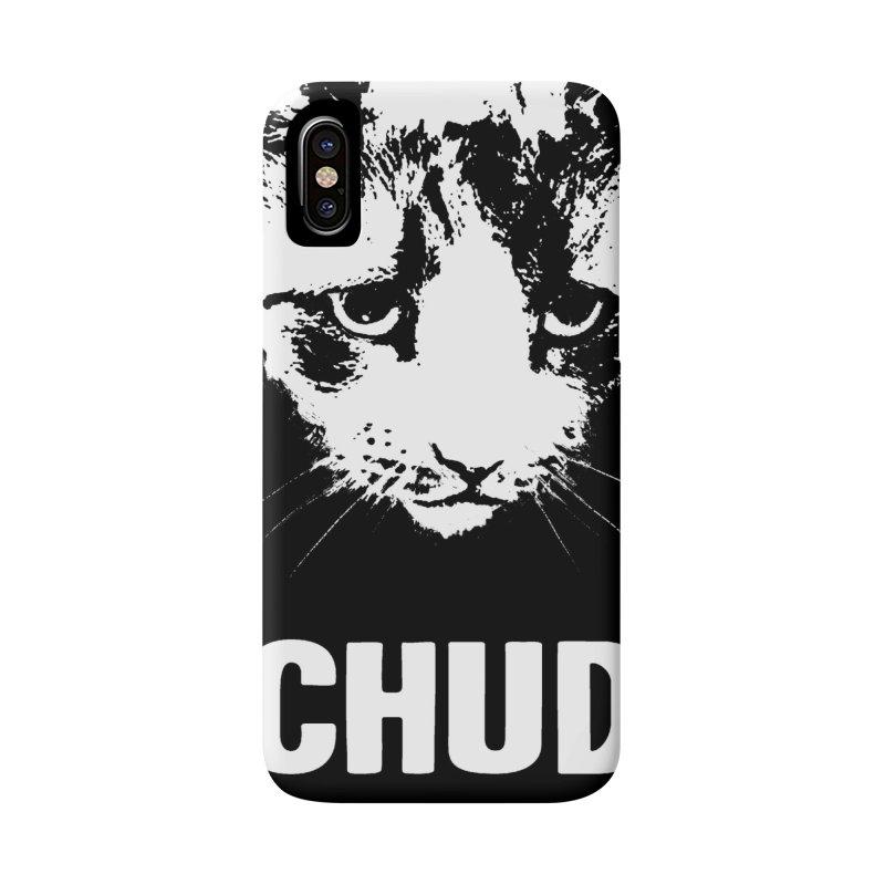 CHUD (black) Accessories Phone Case by e l i z a