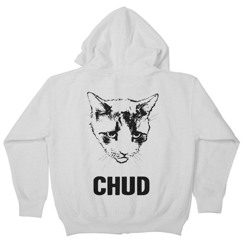 CHUD (white & gray)   by e l i z a