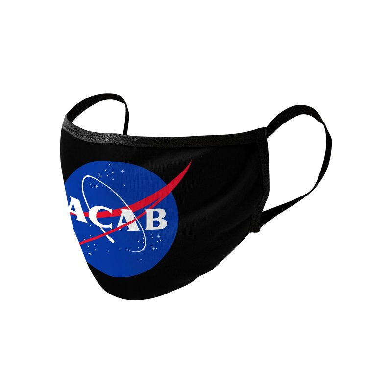 ACAB Meatball Accessories Face Mask by e l i z a