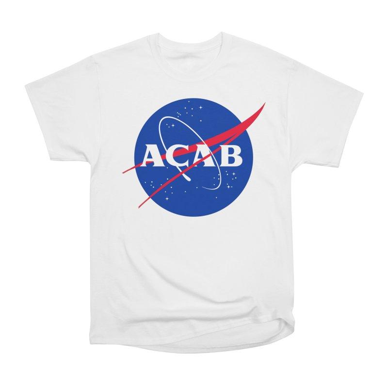 ACAB Meatball Men's Heavyweight T-Shirt by e l i z a