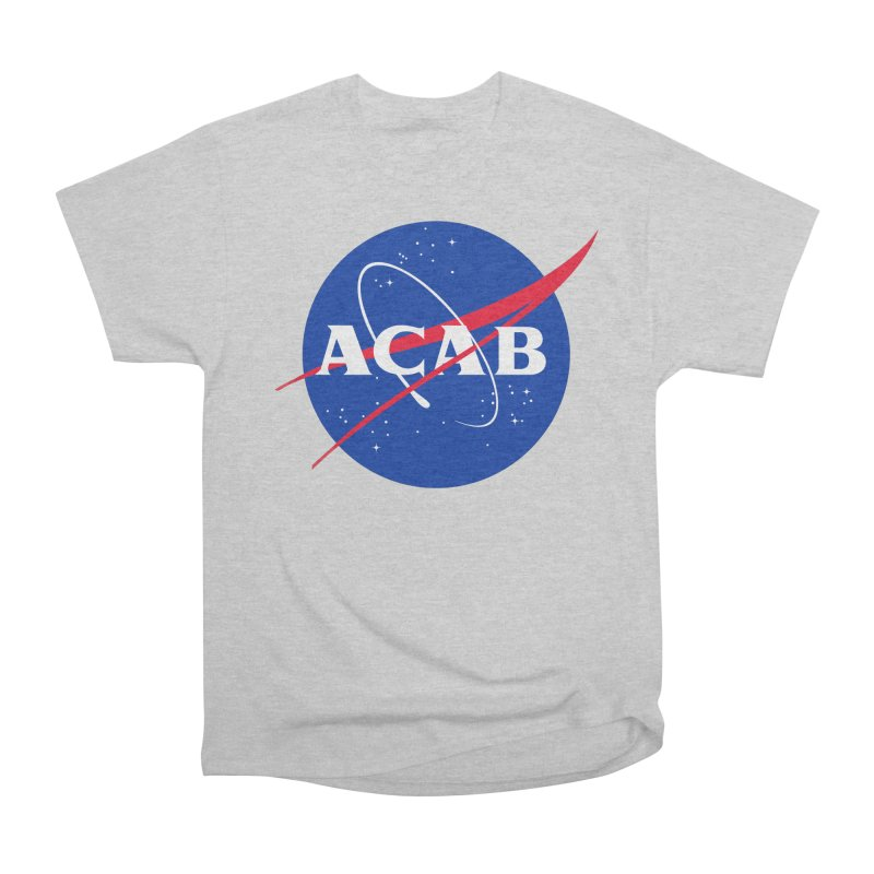 ACAB Meatball Women's Heavyweight Unisex T-Shirt by e l i z a