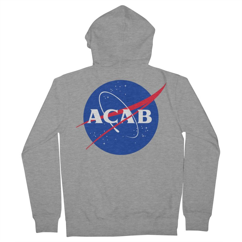 ACAB Meatball Women's Zip-Up Hoody by e l i z a