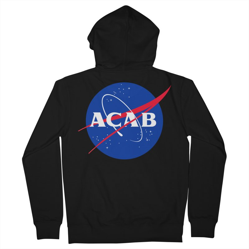 ACAB Meatball Men's Zip-Up Hoody by e l i z a
