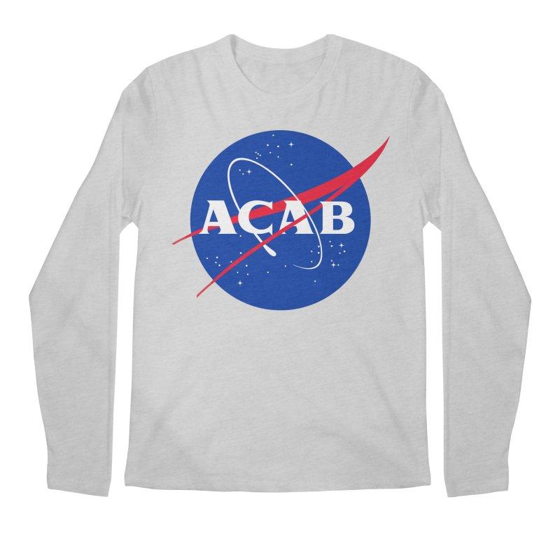 ACAB Meatball Men's Longsleeve T-Shirt by e l i z a