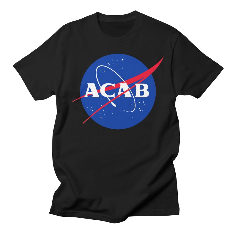 ACAB Meatball in Men's T-Shirt Black by e l i z a