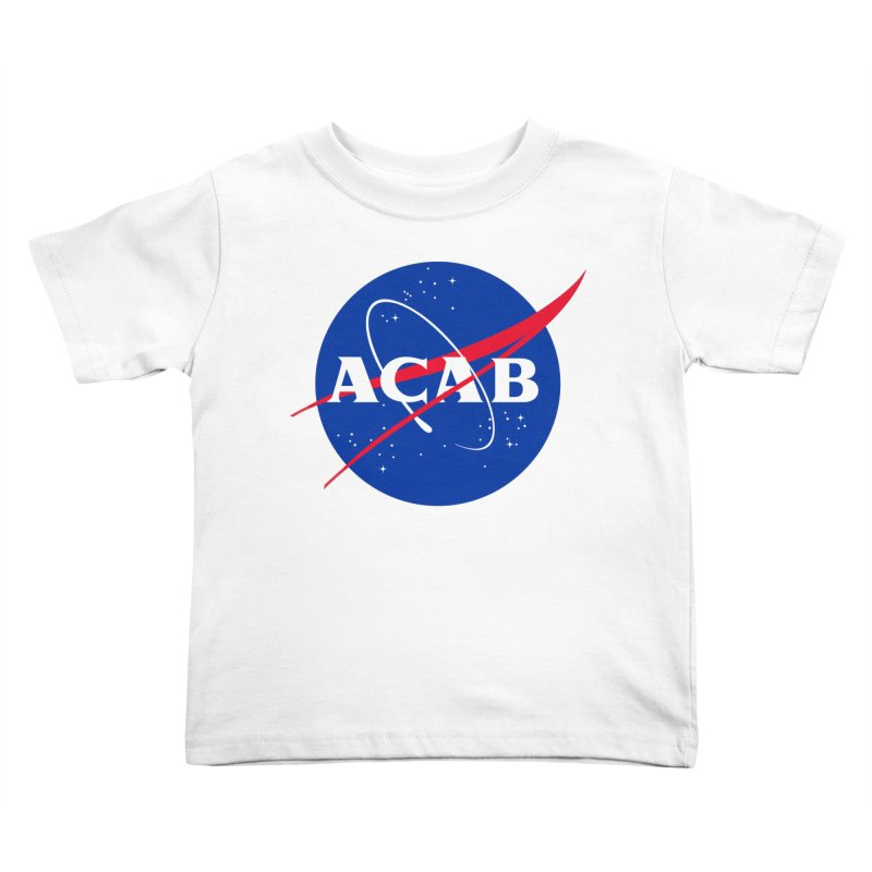 ACAB Meatball Kids Toddler T-Shirt by e l i z a