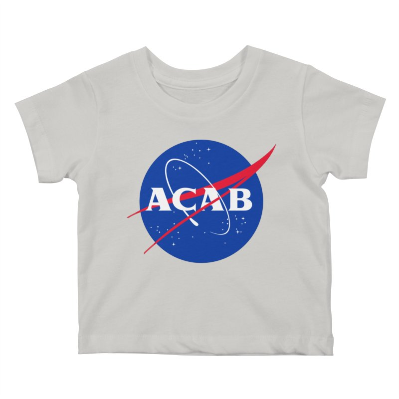 ACAB Meatball Kids Baby T-Shirt by e l i z a